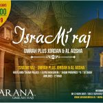 Program Isra Mi'raj – Umrah Plus Jordan & Al Aqsha