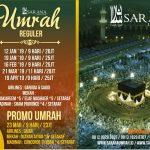 Jadwal Keberangkatan Umrah Bulan Januari – April 2019