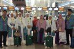 Jemaah Haji 1440 H. di Airport
